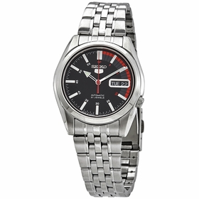 Seiko SNK375J1 Series 5 Mens Automatic Watch