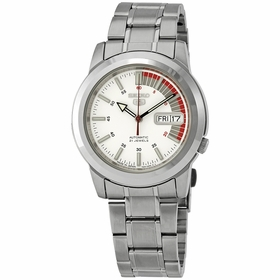 Seiko SNKK25J1 Series 5 Mens Automatic Watch