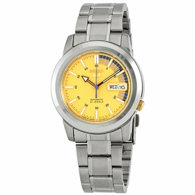 Seiko SNKK29J1 Series 5 Mens Automatic Watch