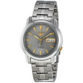 Seiko SNKK67 Series 5 Mens Automatic Watch