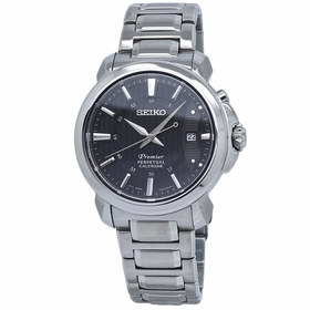 Seiko SNQ159 Premier Mens Quartz Watch