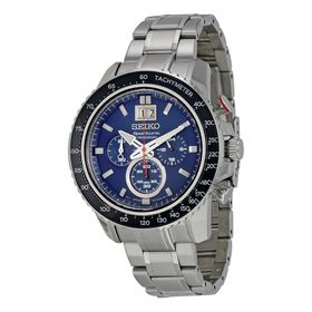 Seiko SPC135 Sportura Mens Chronograph Quartz Watch