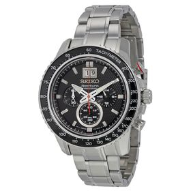 Seiko SPC137 Sportura Mens Chronograph Quartz Watch