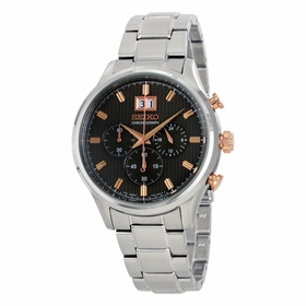 Seiko SPC151 Chronograph Mens Chronograph Quartz Watch