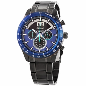 Seiko SPC181P1 Criteria Mens Chronograph Quartz Watch