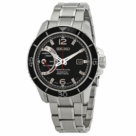 Seiko SRG019 Sportura Mens Kinetic Watch