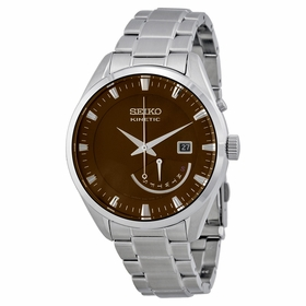 Seiko SRN045 Kinetic Mens Auto-Quartz Watch