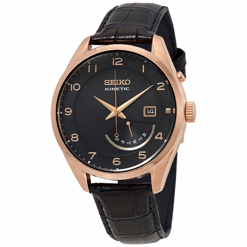 Seiko SRN062P1 Kinetic Mens Quartz Watch