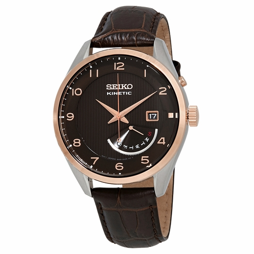 Seiko SRN068P1 Kinetic Mens Kinetic Watch