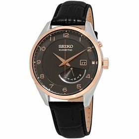 Seiko SRN070P1 Kinetic Mens Automatic Watch