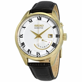 Seiko SRN074 Kinetic Mens Quartz Watch