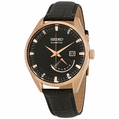 Seiko SRN078P1 Kinetic Mens Quartz Watch