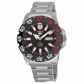 Seiko SRP487 Series 5 Mens Automatic Watch