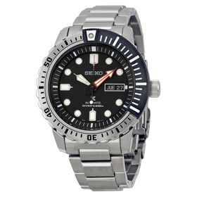 Seiko SRP587 Diver Mens Automatic Watch