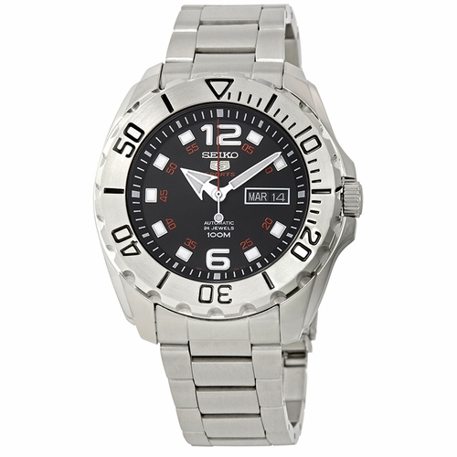 Seiko SRPB33 Series 5 Mens Automatic Watch
