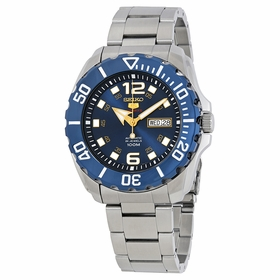 Seiko SRPB37 Series 5 Mens Automatic Watch