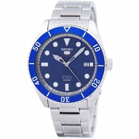 Seiko SRPB89J1 Seiko 5 Sports Mens Automatic Watch