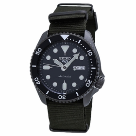 Seiko SRPD65K4 Seiko 5 sports Mens Automatic Watch