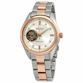 Seiko SSA866J1 Presage Ladies Automatic Watch