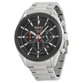 Seiko SSB089 Chronograph Mens Chronograph Quartz Watch