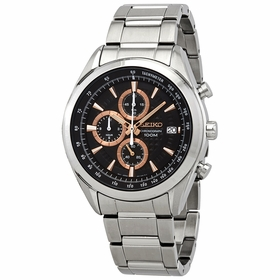 Seiko SSB199P1  Mens Chronograph Quartz Watch