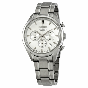 Seiko SSB221P1 Chronograph Mens Chronograph Quartz Watch