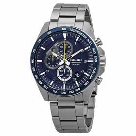 Seiko SSB321P1 Motosport Mens Chronograph Quartz Watch
