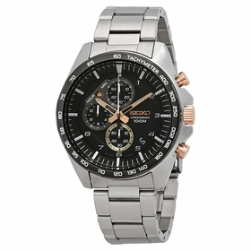 Seiko SSB323P1 Motorsport Mens Chronograph Quartz Watch