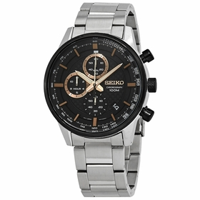 Seiko SSB331  Mens Chronograph Quartz Watch