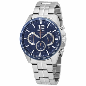 Seiko SSB345  Mens Chronograph Quartz Watch