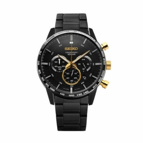 Seiko SSB363P1 Essentials Mens Chronograph Quartz Watch