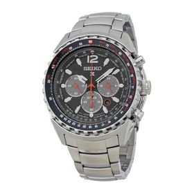 Seiko SSC261 Prospex Mens Chronograph Eco-Drive Watch