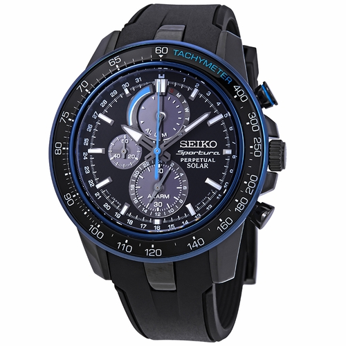 Seiko SSC429P1 Sportura Mens Chronograph Quartz Watch