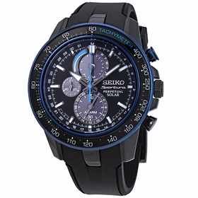 Seiko SSC429P1 Sportura Mens Chronograph Eco-Drive Watch