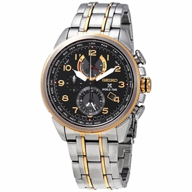 Seiko SSC508 Prospex Mens Chronograph Quartz Watch