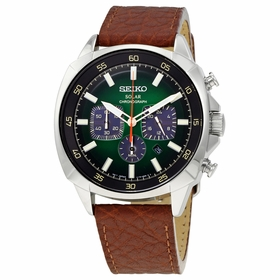 Seiko SSC513 Recraft Mens Chronograph Eco-Drive Watch