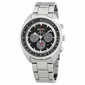Seiko SSC621P1 Solar Mens Chronograph Eco-Drive Watch
