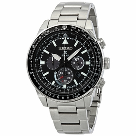 Seiko SSC629 Prospex Mens Chronograph Eco-Drive Watch