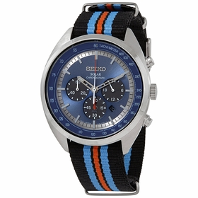 Seiko SSC667 Recraft Mens Chronograph Eco-Drive Watch