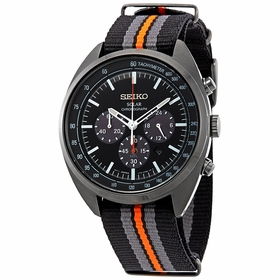 Seiko SSC669 Recraft Mens Chronograph Eco-Drive Watch