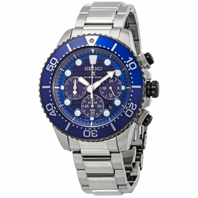 Seiko SSC675 Prospex Mens Chronograph Eco-Drive Watch