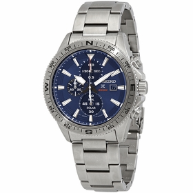 Seiko SSC703 Prospex Mens Chronograph Eco-Drive Watch