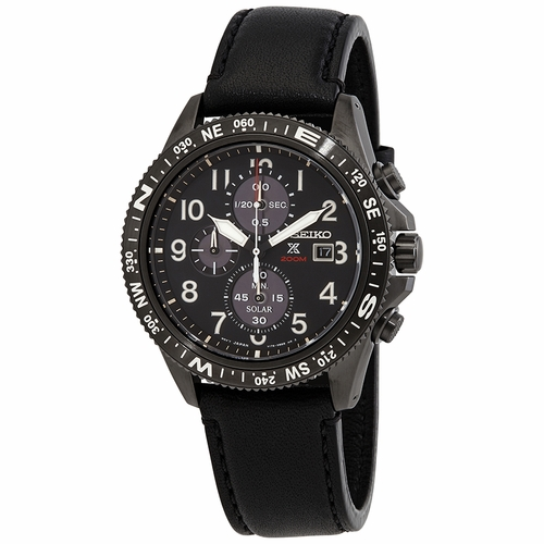 Seiko SSC707 Prospex Mens Chronograph Eco-Drive Watch