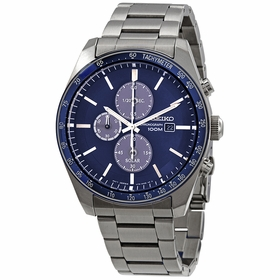 Seiko SSC719P1 Solar Mens Chronograph Eco-Drive Watch