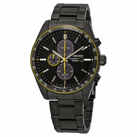 Seiko SSC723 Solar Mens Chronograph Quartz Watch