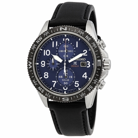 Seiko SSC737 Prospex Mens Chronograph Eco-Drive Watch