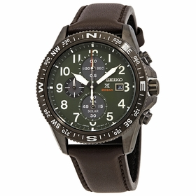 Seiko SSC739 Prospex Mens Chronograph Eco-Drive Watch