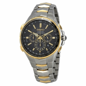 Seiko SSG010 Coutura Mens Chronograph Quartz Watch