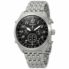 Seiko SSG017 Prospex Mens Chronograph Eco-Drive Watch