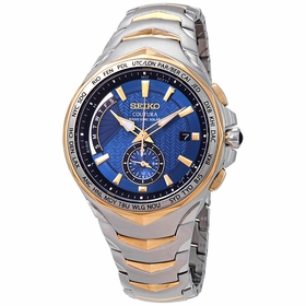 Seiko SSG020 Coutura Mens Eco-Drive Watch